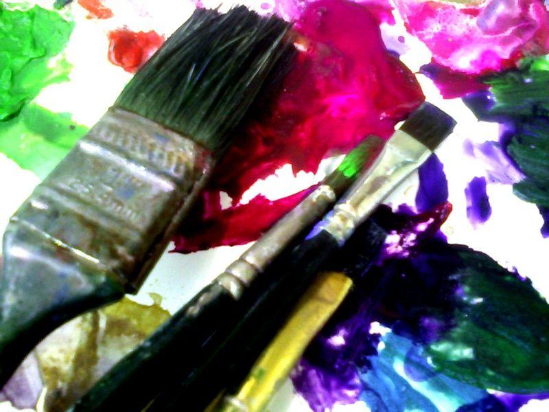 Paint brushes 1