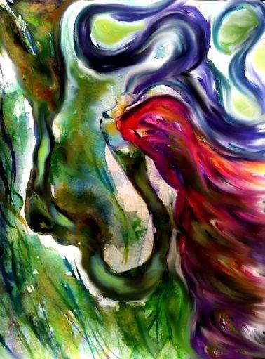 November's Fairy Mermaid -