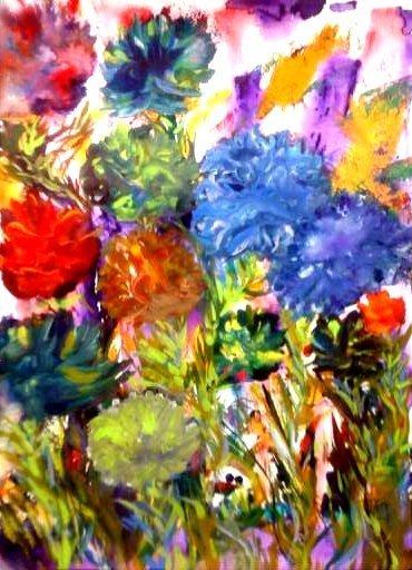Garden Prayer- Julie Engelhardt