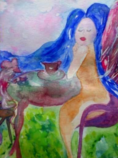 Tea with a Friend II