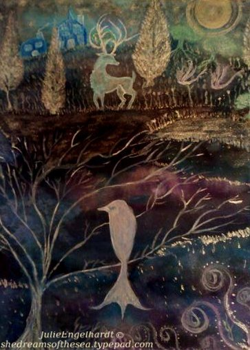 A Winter Dream-Julie Engelhardt
