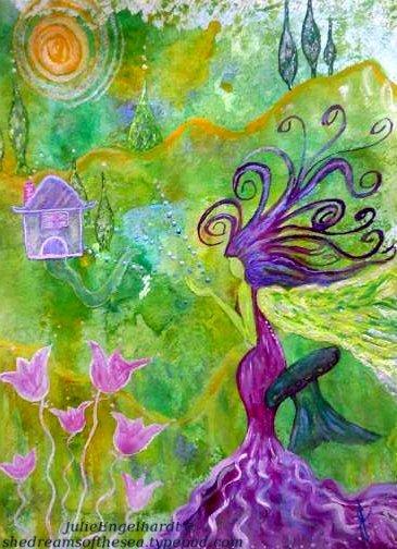 Fairy Blessings-Julie Engelhardt