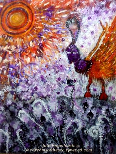 Sun Dancer - Julie Engelhardt