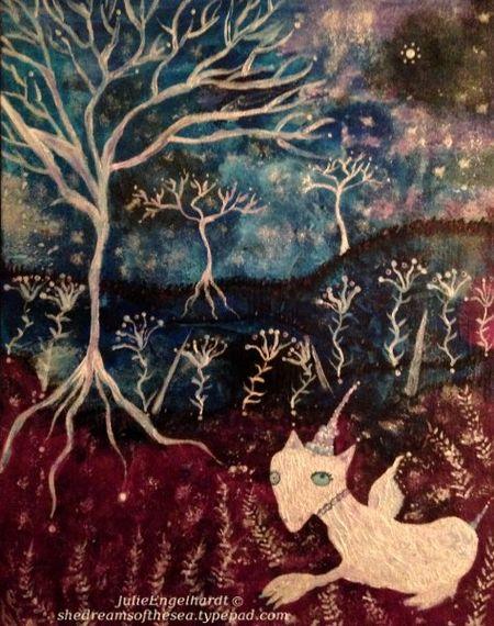 A December's Dream - Julie Engelhardt