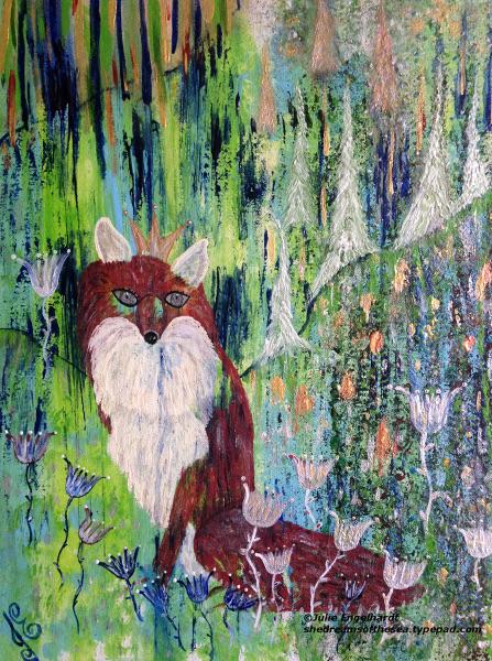 A Fox Tale-Julie Engelhardt