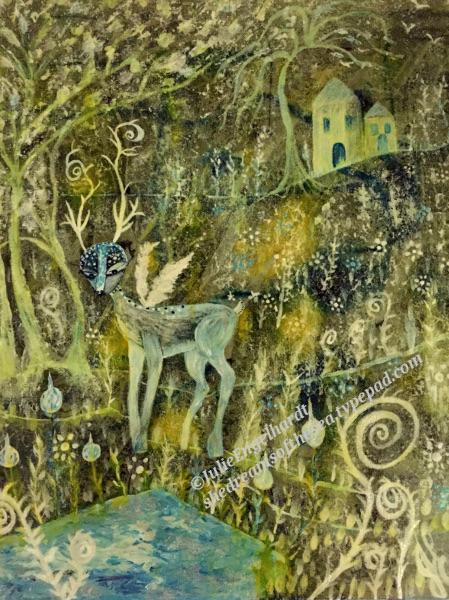 Deer reflections-julieengelhardt