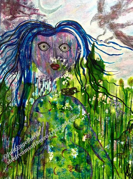 Inner Wild Woman-JulieEngelhardt