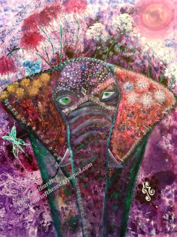 Enchanted Elephant-JulieEngelhardt