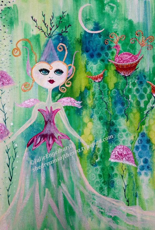 Epiphany the Enchanting fairy-Julie Engelhardt
