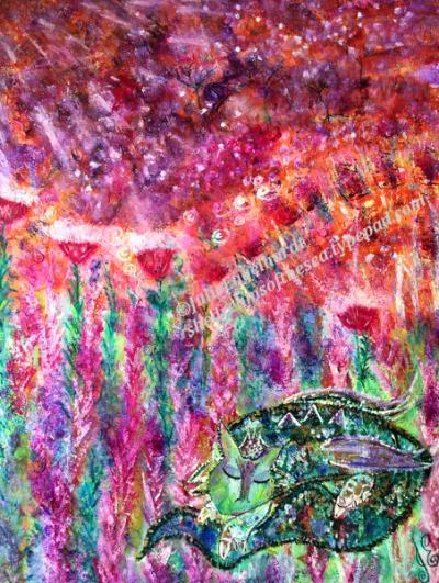 Dragon's Daydream-julieengelhardt