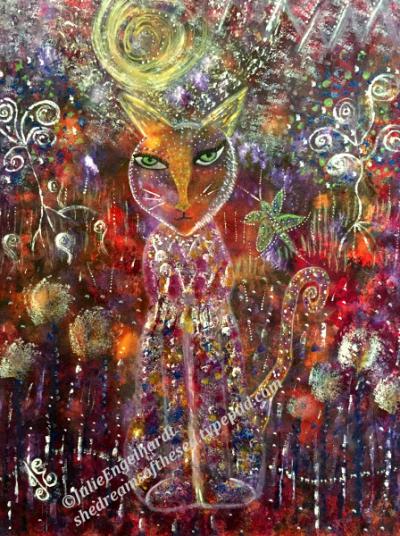 Cat Magic-JulieEngelhardt