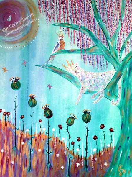 Jaguar Dreams-Julie Engelhardt ll