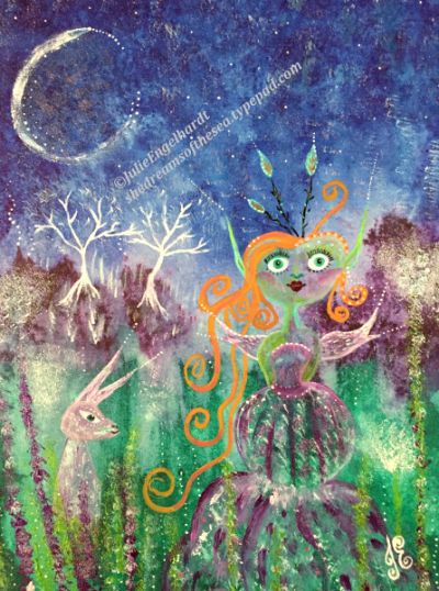 The Hare and the Fairy-JulieEngelhardt