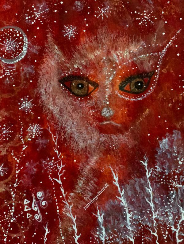 Dream cat-JulieEngelhardt-I