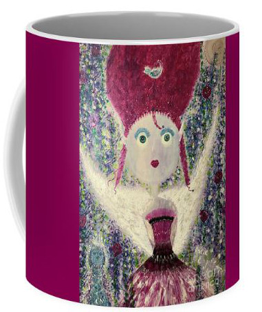 Fantasy coffe tea mug
